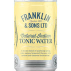 CAN FRANKLIN NATURAL INDIAN TONIC 24X150ML