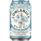 CAN LOWLANDER WHITE ALE 24 X 330ML 5.0%