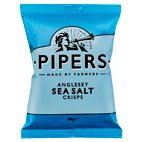PIPERS SEA SALT 24 X 40G
